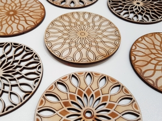 Laser Cutting, Marking and Engraving Techniques