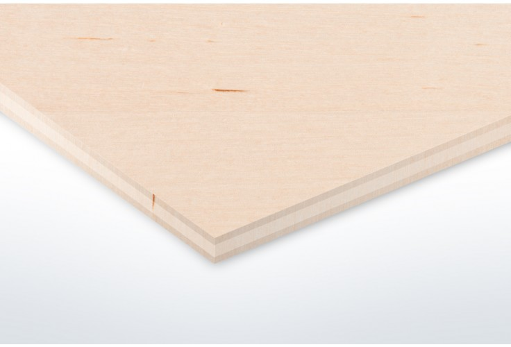 Plywood - Laser cutting and Engraving Material