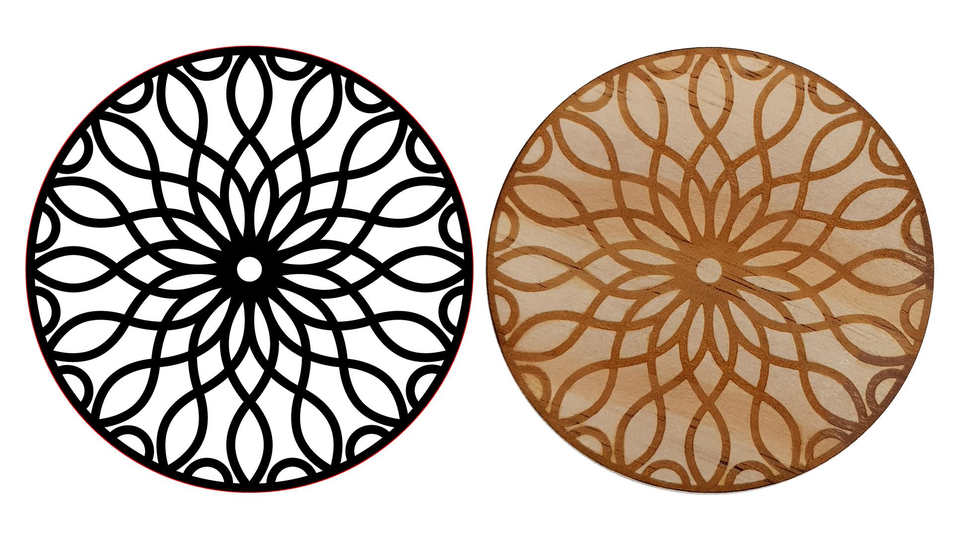 Raster Engraving
