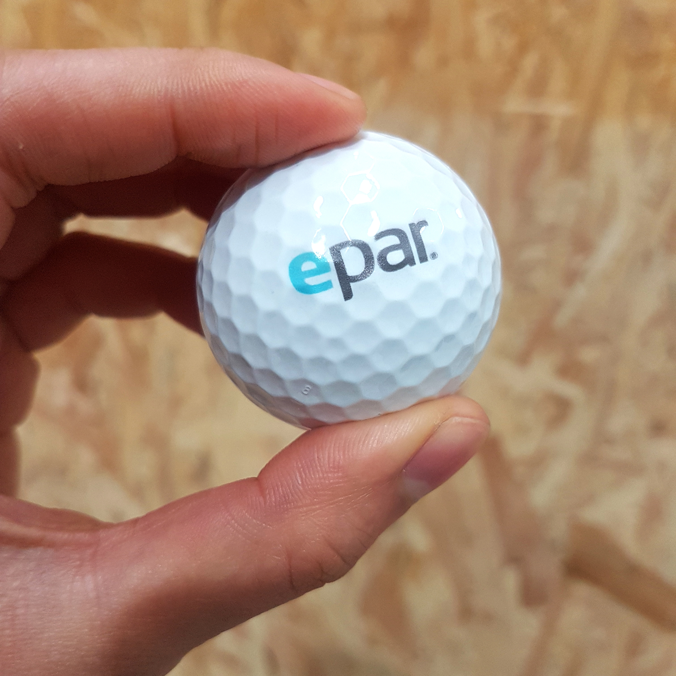 UV Printed Golf Ball - Epar