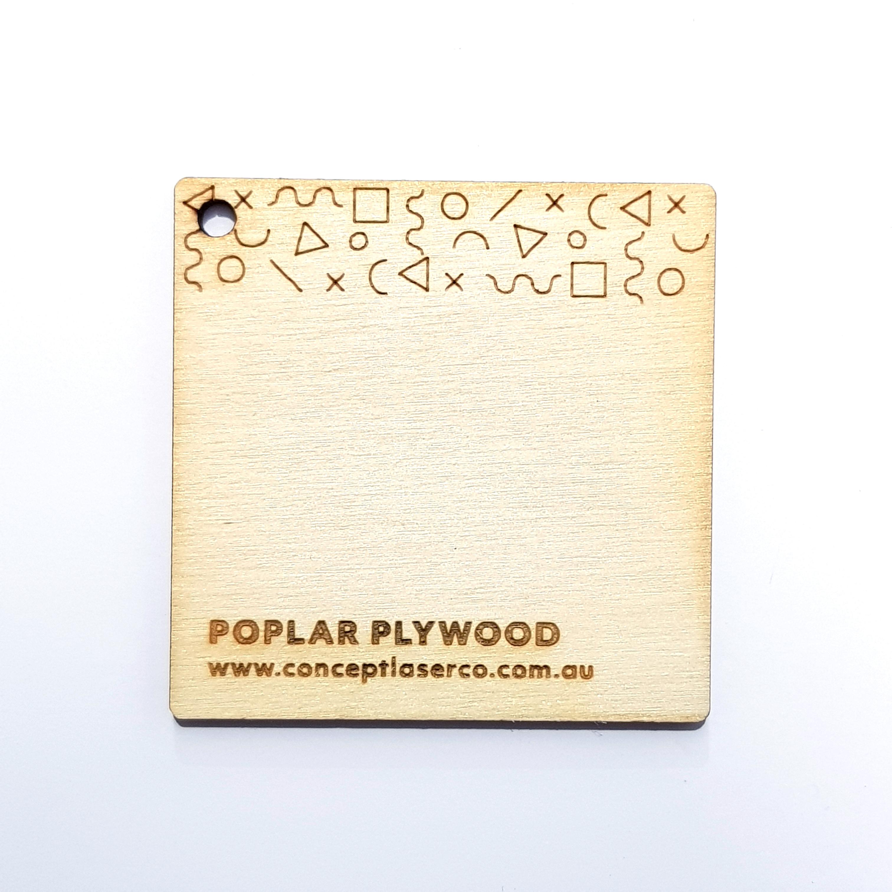 Laser Plywood - Popular